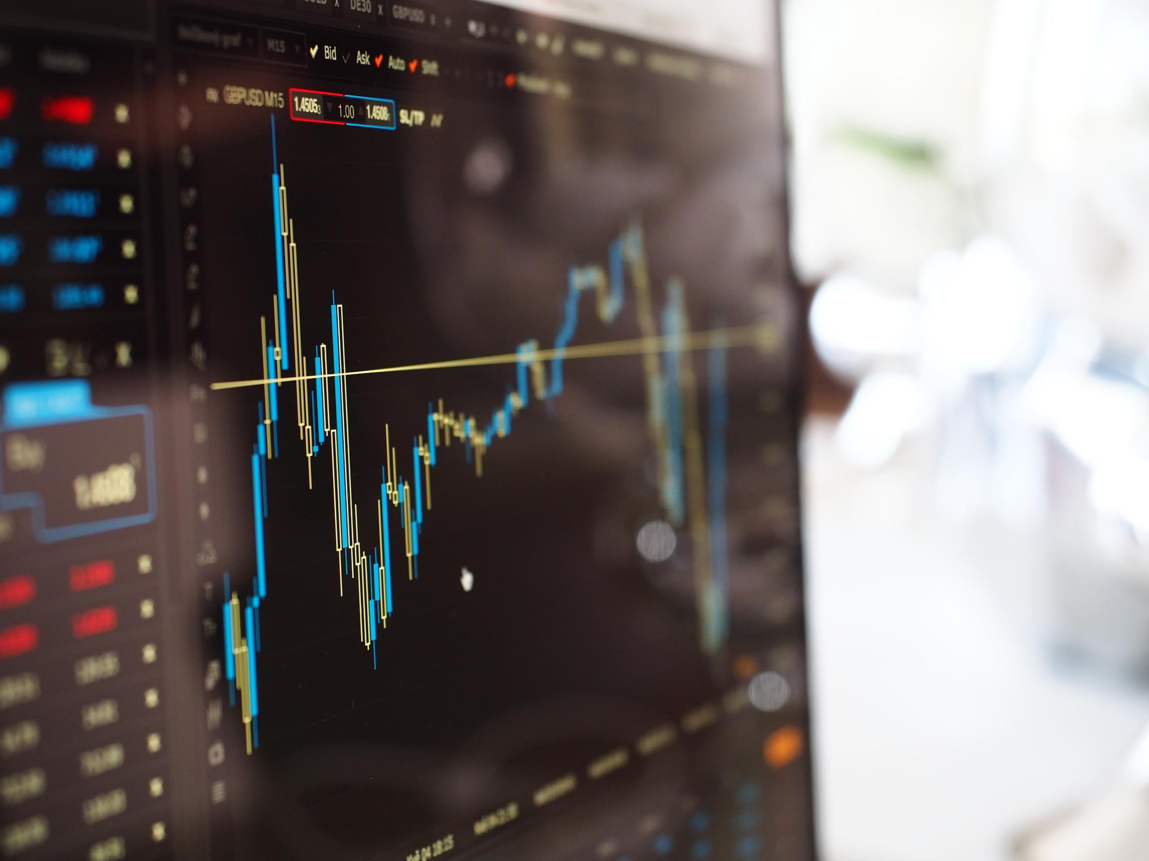 Изменение стоимости акции